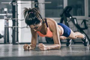 4 bài tập gym bụng cho nữ giúp bụng phẳng